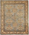 Antique Blue Oushak Rug from Turkey.jpg