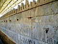 Apadana eastern stairs Persepolis 2014 (1).jpg