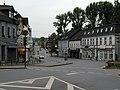 Aplerbeck Mitte vor der Neugestaltung. Blick über die Köln-Berliner-Strasse in Richtung Marktplatz. - panoramio.jpg