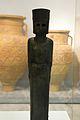 Apollonian Triad, Leto, bronze statue, 750 BC, AMH 247, 145333.jpg