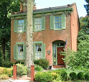 National Register of Historic Places listings in St. Louis County, Missouri - Image: Archambault House