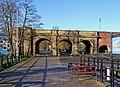 Arches of Stourport Bridge, Stourport-on-Severn - geograph.org.uk - 1651776.jpg