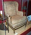Archie Bunker's chair by Matthew Bisanz.JPG
