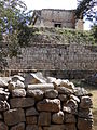 Architectural Detail - Uxmal Archaeological Site - Merida - Mexico - 08.jpg