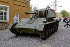 Arkhangelskoye Vadim Zadorozhnys Vehicle Museum SU-76 IMG 9692 2175.jpg