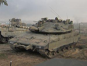 メルカバ (戦車)の画像 p1_2