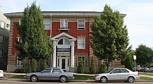 National Register of Historic Places listings in downtown Denver - Image: Arno Apartments