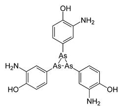 Arsphenamine-trimer-2D-skeletal.png