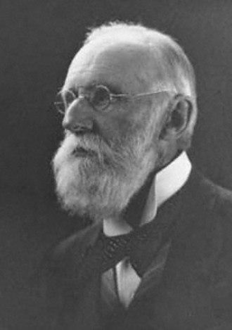 Arthur Godley, 1st Baron Kilbracken - Baron Kilbracken in later life