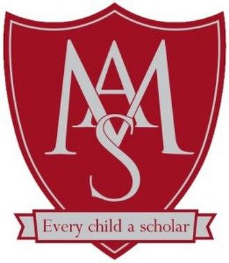 Arts and Media School, Islington - Image: Arts & Media School, Islington badge