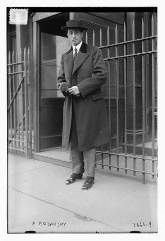 Artur Bodanzky - Artur Bodanzky at the Metropolitan Opera in 1915
