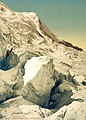 Ascension of the Mont Blanc, Chamonix Valley, France, 1890-1900.jpg
