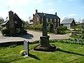 Aston le Walls war memorial - geograph.org.uk - 772754.jpg