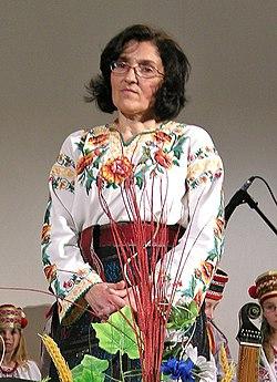 Лариса Атаманчук,травень 2012