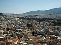 Atenes des de l'Acròpoli.JPG