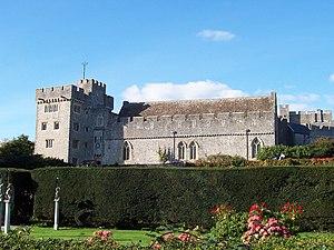 St Donat's Castle - St Donat's Castle