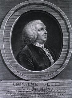 Antoine Petit French physician