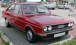 Audi 80 (1972–1976)