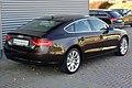 Audi A5 Sportback 2.0 TDI Teakbraun Facelift Heck.JPG