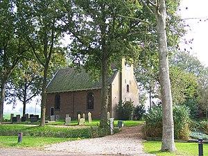 Stichting Alde Fryske Tsjerken - Image: Augsbuurt church