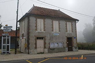 Aulnay, Aube - The Town Hall