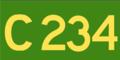 Australian Alphanumeric State Route C234.PNG
