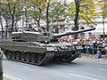 Austrian Leopard 2 A4 on National Day in 2005.jpg