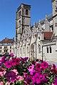Auxonne (21) Église Notre-Dame - Extérieur 06.jpg