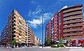 Avenida Palencia (Valladolid) Pano-HDR - panoramio.jpg