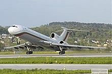 Aviodetachment 28 Tupolev Tu-154M Wallner.jpg