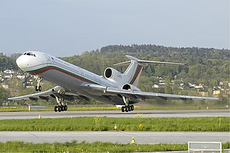 28th Air Detachment - Bulgarian Air Force Tu-154M