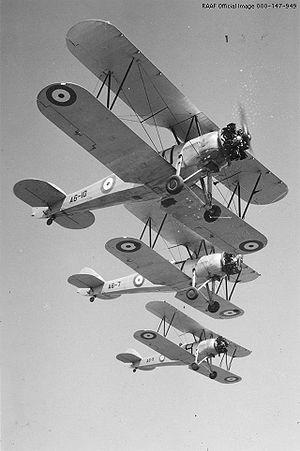 Avro 643 Cadet - RAAF Avro Cadets