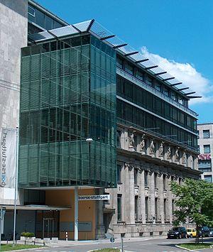 Börse Stuttgart - Image: Börse Stuttgart