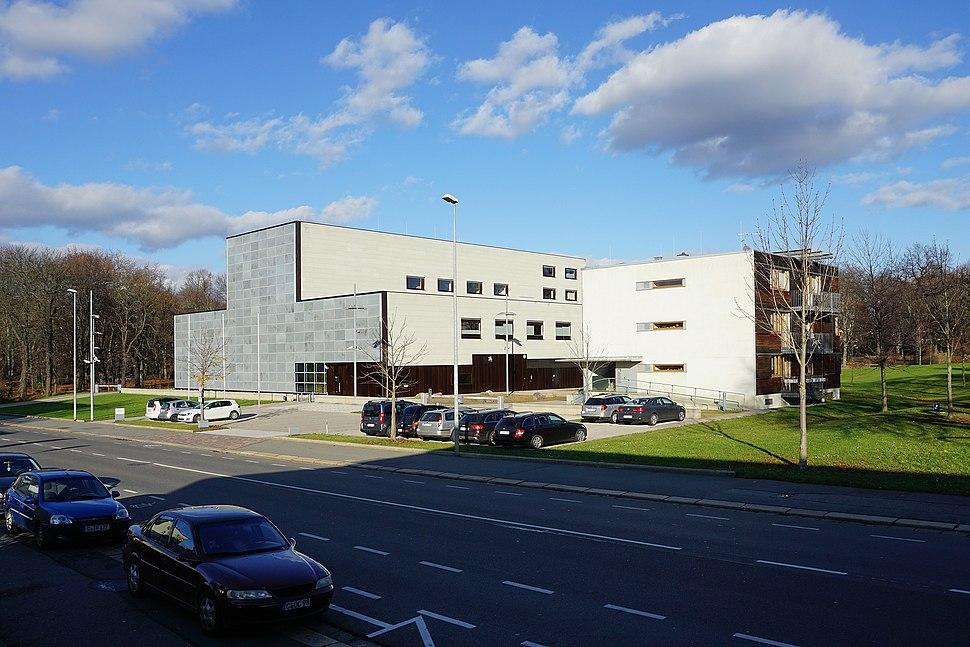 Büro- und Wohnhaus der Deutschen Bundesbank - Filiale Chemnitz, Zschopauer Straße, 2015