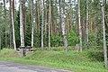 Bāliņu brāļu kapi (Ehrenfriedhof Balin), (78 krievu un 39 vācu karavīri) WWI, Garkalnes pagasts, Garkalnes novads, Latvia - panoramio.jpg