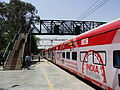 BBC Indian Election Express train at Delhi Safdar Jung station (3534953339).jpg