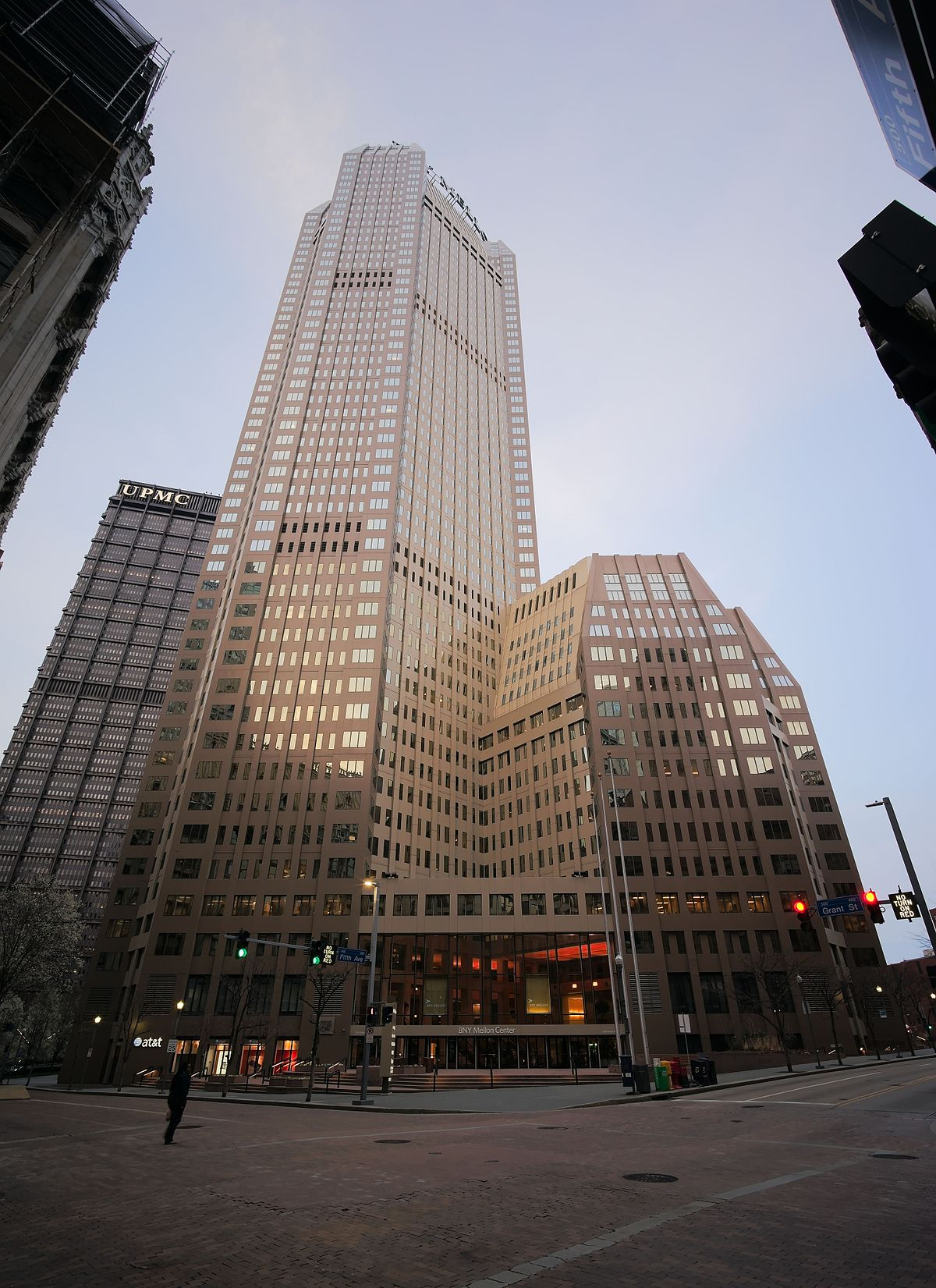 bny mellon center  pittsburgh
