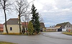 Babice, village square 03.jpg