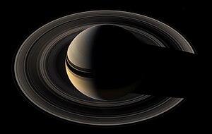 Rings of Saturn - Wikipedia