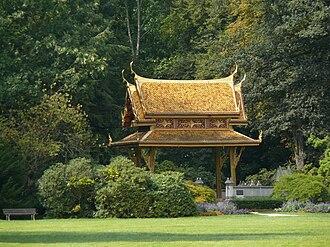 National symbols of Thailand - Sala Thai