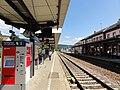 Bad Säckingen Bahnhof - Bahnsteige Gleis 2.jpg