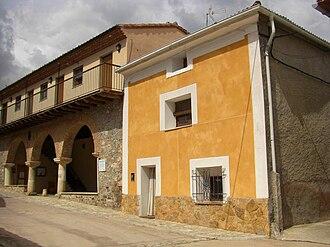Bádenas - Image: Badenas Ayuntamiento