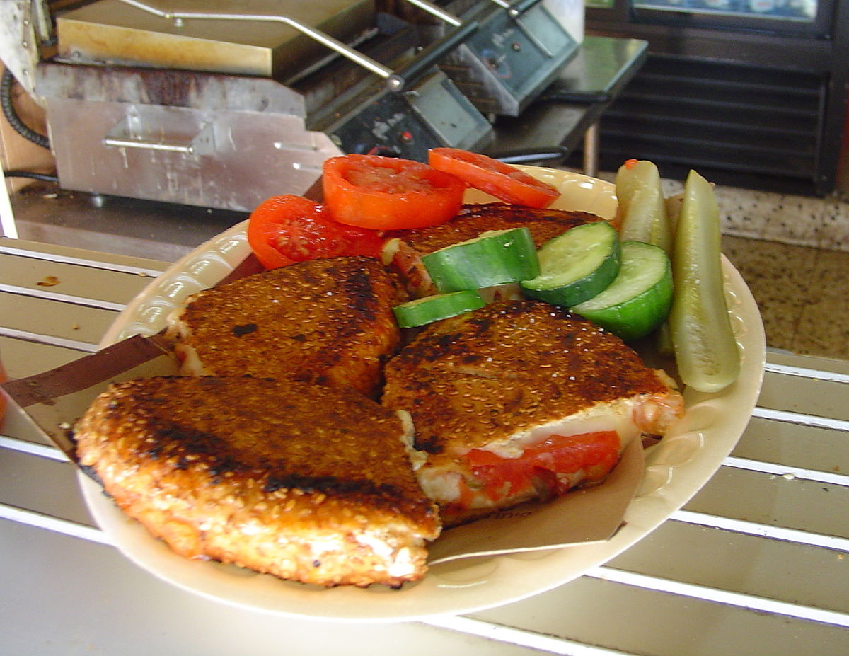 bagel toast wikipedia