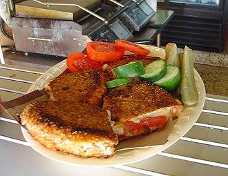 Bagel toast - Image: Bagel Toast