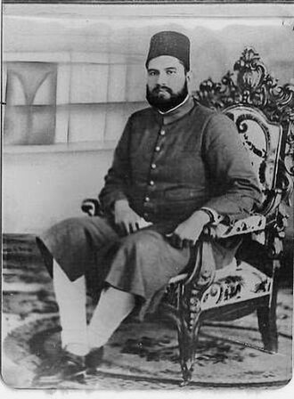 All India Majlis-e-Ittehadul Muslimeen - Late Qaaid-e-Millat Nawab Bahadur Yar Jung