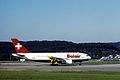 Balair CTA Airbus A310-325 (HB-IPL 640) (10817136454).jpg
