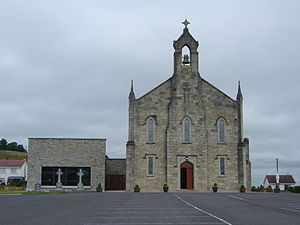 Ballyhaise - Ballyhaise Roman Catholic church