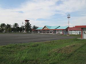 Cut Nyak Dhien Airport - Cut Nyak Dhien Airport