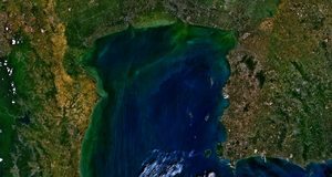 Bay of Bangkok - NASA picture of the Bay of Bangkok