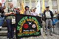 Banner Antinuclear Walk Geneva-Brussels 2009 Berne.jpg